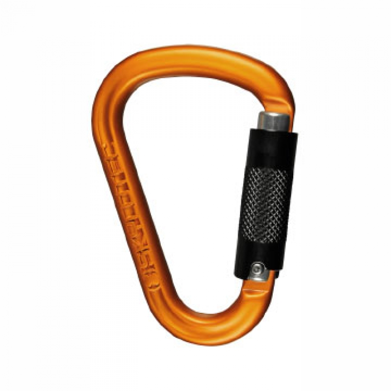 PASS O-TRI SCREW CARABINER