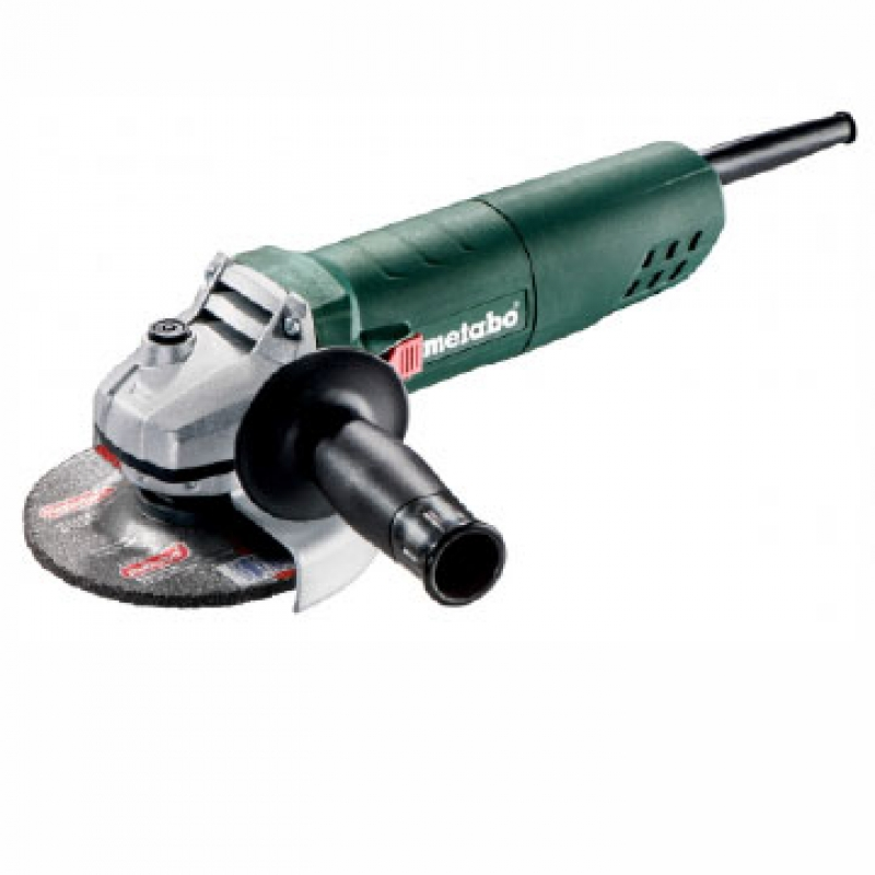 W 850-125 AMOLADORA ANGULAR 125MM 850W METABO