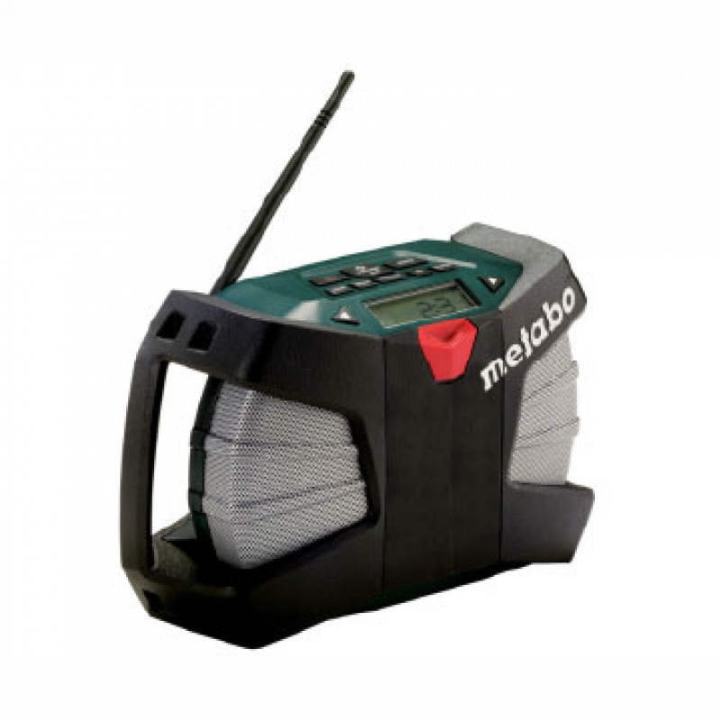 POWERMAXX RC  RADIO PARA OBRAS A BAT.18V METABO