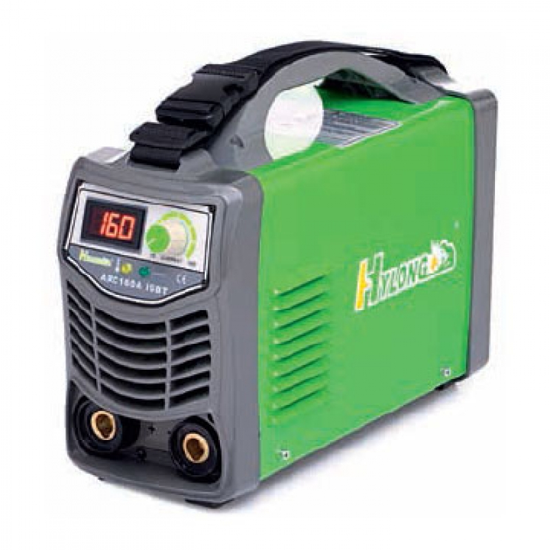 EQUIPO INVERTER ARC 160A MMA D.C. 100%.