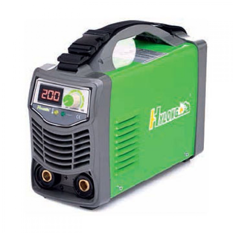 EQUIPO INVERTER ARC 200A MMA D.C. 100%.