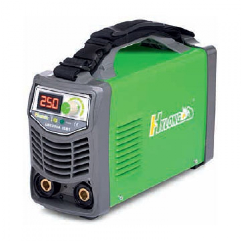 EQUIPO INVERTER ARC 250A MMA D.C. 100%.